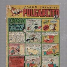 Tebeos: ALBUM INFANTIL PULGARCITO. Nº 78. HELIODORO HIPOTENUSO QUIERE VOLAR. Lote 96137907
