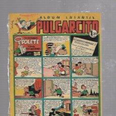 Tebeos: ALBUM INFANTIL PULGARCITO. Nº 75. TEODOMIRO POLETE TOMA PRECAUCIONES. Lote 96138167
