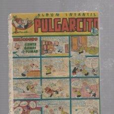 Tebeos: ALBUM INFANTIL PULGARCITO. Nº 55. HELIODORO SIENTE GANAS DE FUMAR. Lote 96138231