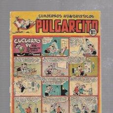 Tebeos: CUADERNOS HUMORISTICOS PULGARCITO. Nº 115. CUCUFATO PI EN EL INVENTO DEL SIGLO. Lote 96138391