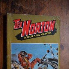 Tebeos: RETAPADO TEX NORTON (1 AL 6), BRUGUERA, SIN DATAR. Lote 96216911