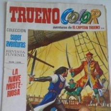 Tebeos: TRUENO COLOR AÑO 1974 Nº 256. Lote 96234823
