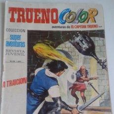 Tebeos: TRUENO COLOR AÑO 1974 Nº 264. Lote 96236115