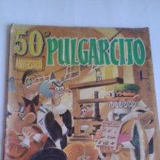 Tebeos: 50 ANIVERSARIO PULGARCITO. Lote 96237463