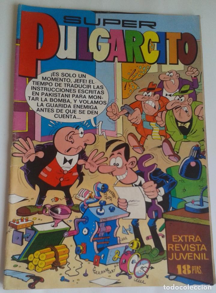 SUPER PULGARCITO. NÚMERO EXTRA 1973 (Tebeos y Comics - Bruguera - Pulgarcito)