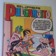 Tebeos: SUPER PULGARCITO NÚMERO EXTRA 1971. Lote 96249847