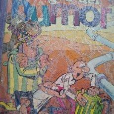 Tebeos: MAGOS DEL HUMOR. 400 PÁGINAS DE MORTADELO Y FILEMÓN. BRUGUERA. 1974. Lote 96317251