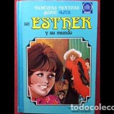 Tebeos: ESTHER Y SU MUNDO 1ª EDICIÓN 1978 SERIE AZUL. Lote 96363547