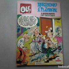 Tebeos: MORTADELO Y FILEMÓN. EL BOTONES SACARINO Y SIR TIM O'THEO. COLECCIÓN OLÉ.1ªED.Nº 178. BRUGUERA 1979.. Lote 96436055