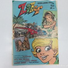 Tebeos: LILY REVISTA JUVENIL FEMENINA - Nº 1141 - EDITORIAL BRUGUERA 1983. Lote 96569063