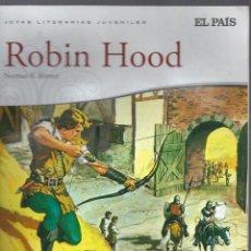 Tebeos: VE15- ROBIN HOOD DE 32 PAGS. DE EL PAIS AÑO 2010. Lote 96624415