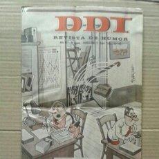 Tebeos: LOTE DDT REVISTA DE HUMOR. NÚMEROS 719-724-727-730-734-735-737-739. SEGUNDA ÉPOCA. BRUGUERA, 1965.. Lote 96669842