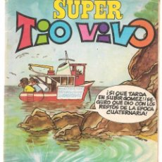 Livros de Banda Desenhada: SUPER TIO VIVO. Nº 129. BRUGUERA.(C/A59). Lote 96908299