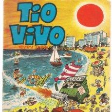 Tebeos: TIO VIVO. EXTRA DE VACACIONES. 1967. BRUGUERA.(C/A59). Lote 96908587