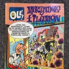 Tebeos: COLECCIÓN OLÉ 92 - MORTADELO Y FILEMÓN - 2ª EDICIÓN 1975 CON NÚMERO EN LOMO. Lote 96933559
