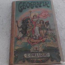 Tebeos: LIBRO DE TEXTO, AÑO 1952- GEOGRAFIA. Lote 97019479