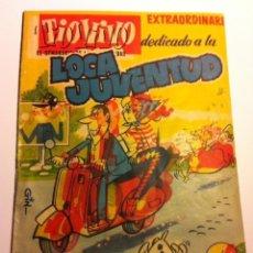 Tebeos: TIOVIVO - LOTE 6 EXTRAORDINARIOS. Lote 97021859