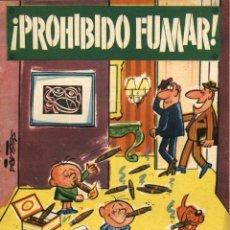 Livros de Banda Desenhada: EXTRA DE EL DDT: ¡PROHIBIDO FUMAR! (BRUGUERA, 1960). Lote 97173759