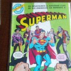 Tebeos: SUPERMAN N 17. Lote 97191427
