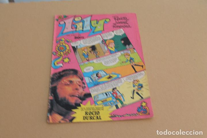 LILY Nº 895, EDITORIAL BRUGUERA (Tebeos y Comics - Bruguera - Lily)