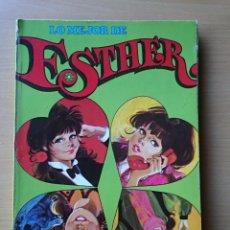Tebeos: LO MEJOR DE ESTHER - VOLUMEN 1 - BRUGUERA. Lote 97284387