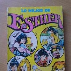 Tebeos: LO MEJOR DE ESTHER - VOLUMEN 3 - BRUGUERA. Lote 97284807