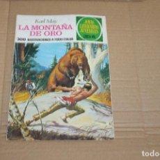 Tebeos: JOYAS LITERARIAS JUVENILES Nº 43, EDITORIAL BRUGUERA. Lote 97352171