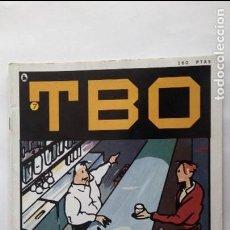 Tebeos: T B O - SEMANARIO DE DIVERSION Y REFLEXION, Nº 7. Lote 97360283