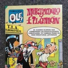 Tebeos: COLECCIÓN OLÉ 215 - MORTADELO Y FILEMÓN - 1ª EDICIÓN 1981. Lote 97362299