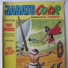 Tebeos: JABATO COLOR - Nº120 - BRUGUERA -. Lote 97435727