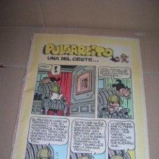 Tebeos: PULGARCITO. EDITORIAL BRUGUERA, Nº 5. 1ª EDICIÓN, 22-02-1982. VER DATOS INTERIORES.. Lote 97477659