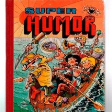Tebeos: SUPER HUMOR VOLUMEN XXXII (32) BRUGUERA. 3ª EDICIÓN ZIPI ZAPE CARPANTA, SACARINO MORTADELO. Lote 97512719