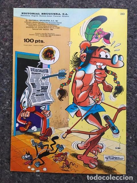 Tebeos: Colección Olé 243 - Mortadelo y Filemón - 1ª edición 1982 - Muy buen estado - Foto 3 - 97515783