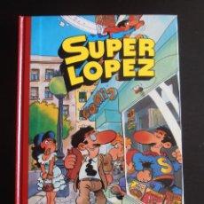 Tebeos: SUPERHUMOR SUPERLOPEZ Nº1, JUAN LOPEZ JAN, 1ª REIMPRESION JULIO 1990, SUPER LOPEZ. Lote 97519607