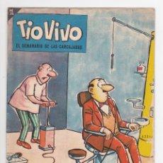 Tebeos: TIO VIVO (2ª EPOCA) 147. Lote 97679939