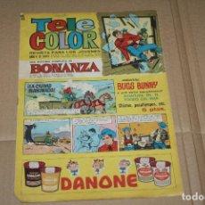 Tebeos: TELE COLOR Nº 200, EDITORIAL BRUGUERA. Lote 97693359