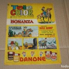 Tebeos: TELE COLOR Nº 206, EDITORIAL BRUGUERA. Lote 97693523