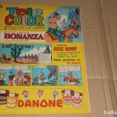Tebeos: TELE COLOR Nº 209, EDITORIAL BRUGUERA. Lote 97693567