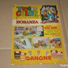 Tebeos: TELE COLOR Nº 211, EDITORIAL BRUGUERA. Lote 97693615