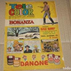 Tebeos: TELE COLOR Nº 216, EDITORIAL BRUGUERA. Lote 97693659