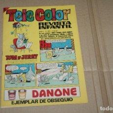 Tebeos: TELE COLOR Nº 231, EDITORIAL BRUGUERA. Lote 97693739