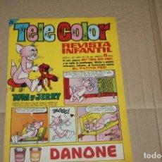 Tebeos: TELE COLOR Nº 242, EDITORIAL BRUGUERA. Lote 97693767