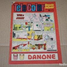 Tebeos: TELE COLOR Nº 250, EDITORIAL BRUGUERA. Lote 97693879