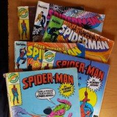 Tebeos: LOTE DE 6 COMICS SPIDERMAN DE BRUGUERA. Lote 97713323