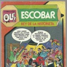 Tebeos: ESCOBAR REY DE LA HISTORIETA Nº 299 - BRUGUERA . Lote 97719467