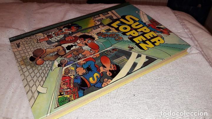 Tebeos: SUPERLOPEZ TOMO 1 BRUGUERA 1983 - Foto 7 - 97780899