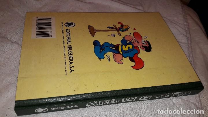 Tebeos: SUPERLOPEZ TOMO 1 BRUGUERA 1983 - Foto 8 - 97780899