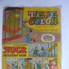 Tebeos: TELE COLOR Nº 130 AÑO 1965. Lote 97857667