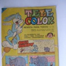 Tebeos: TELE COLOR Nº 135 AÑO 1965. Lote 97857911