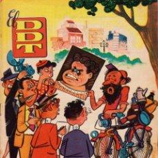 Tebeos: EL DDT. AÑO IV. NÚMERO 187. BUEN ESTADO. Lote 97918215
